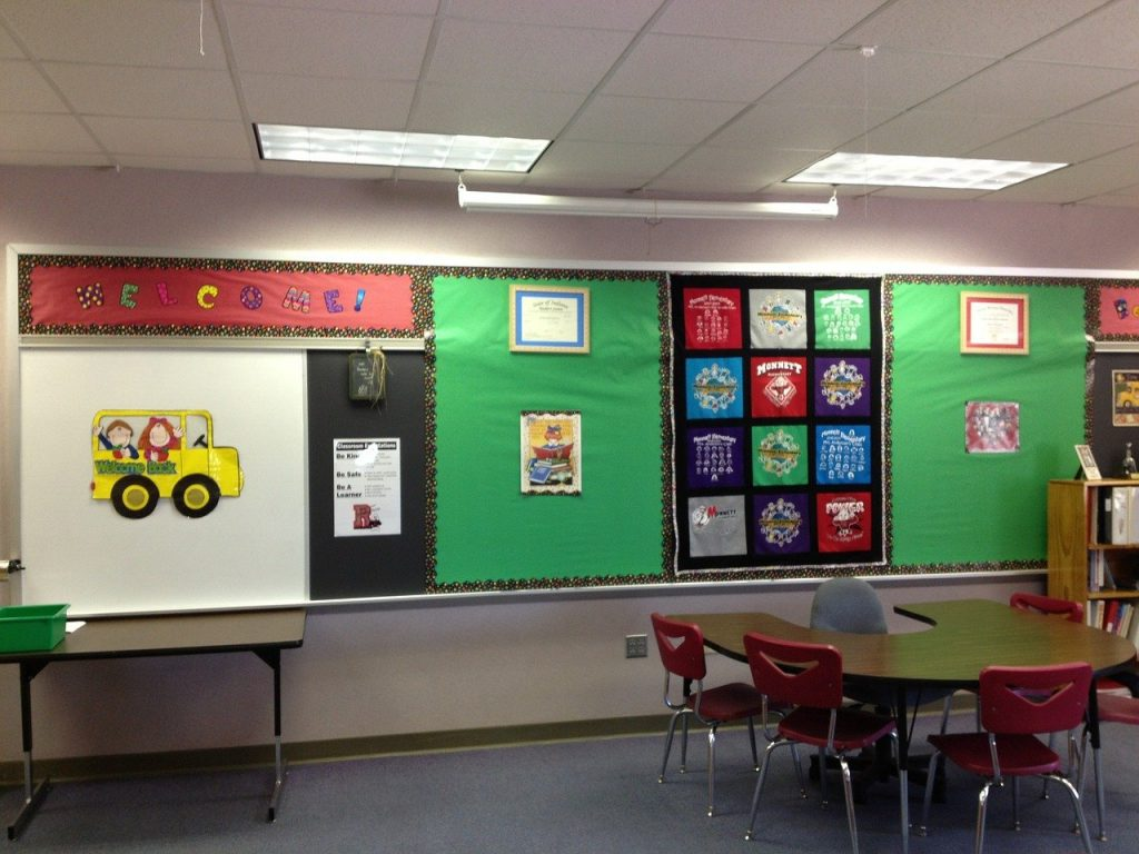classroom, school, learn